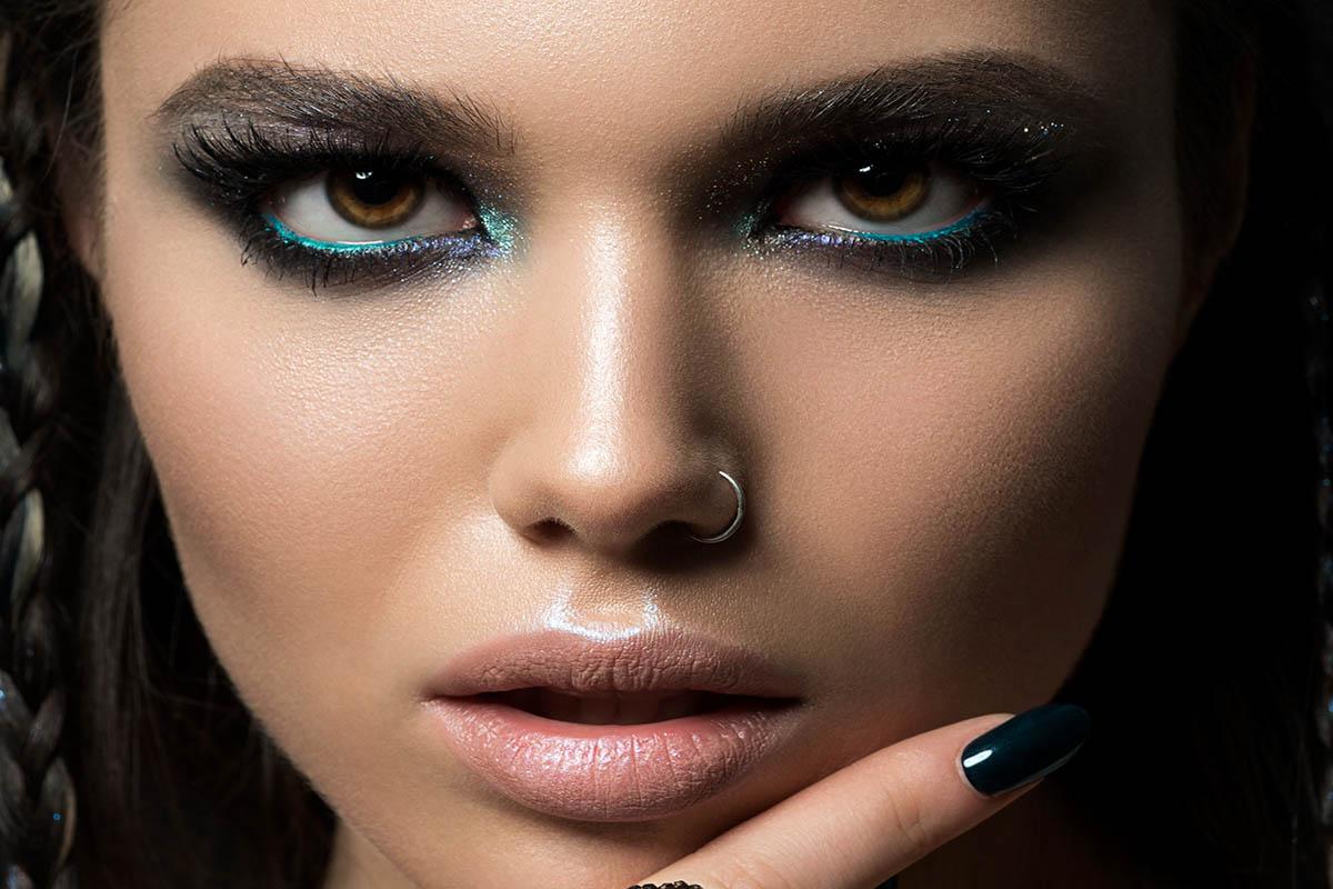 Maquillaje étnico