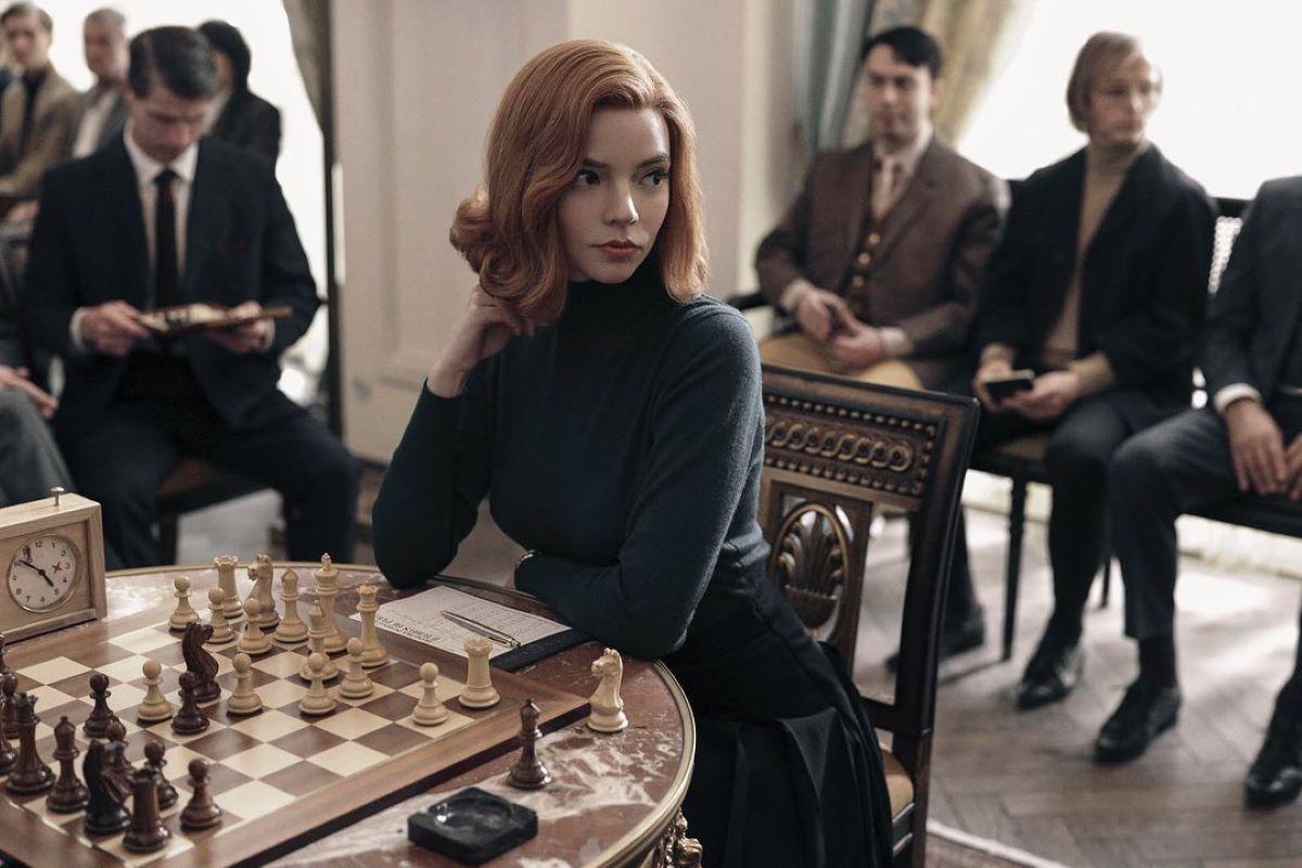 Las claves del vestuario de Gambito de dama