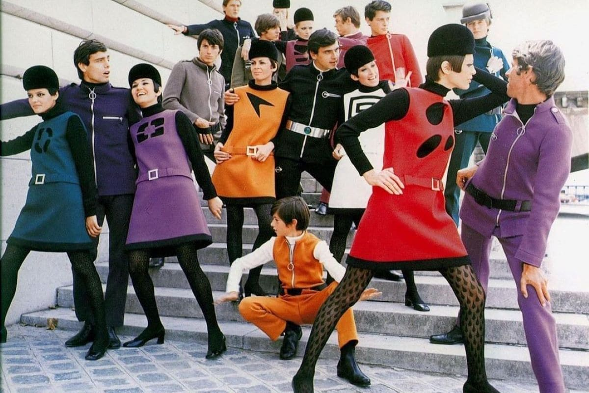 Pierre Cardin, revolucionario de la moda