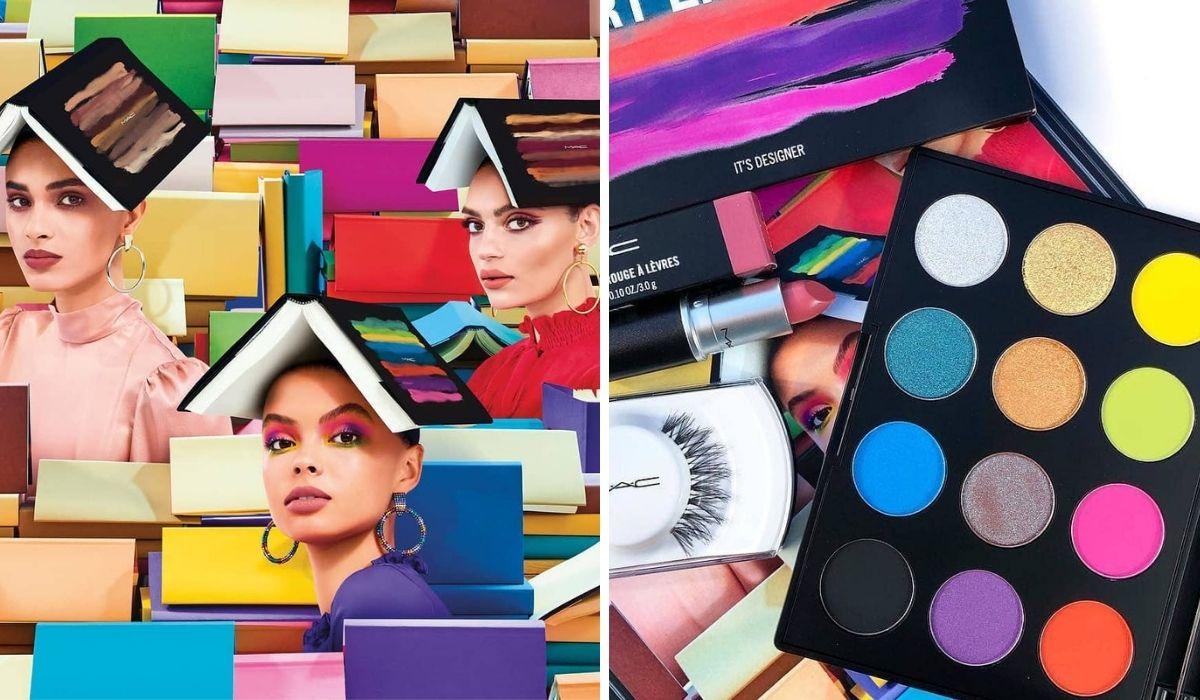 paletas de maquillaje de marca