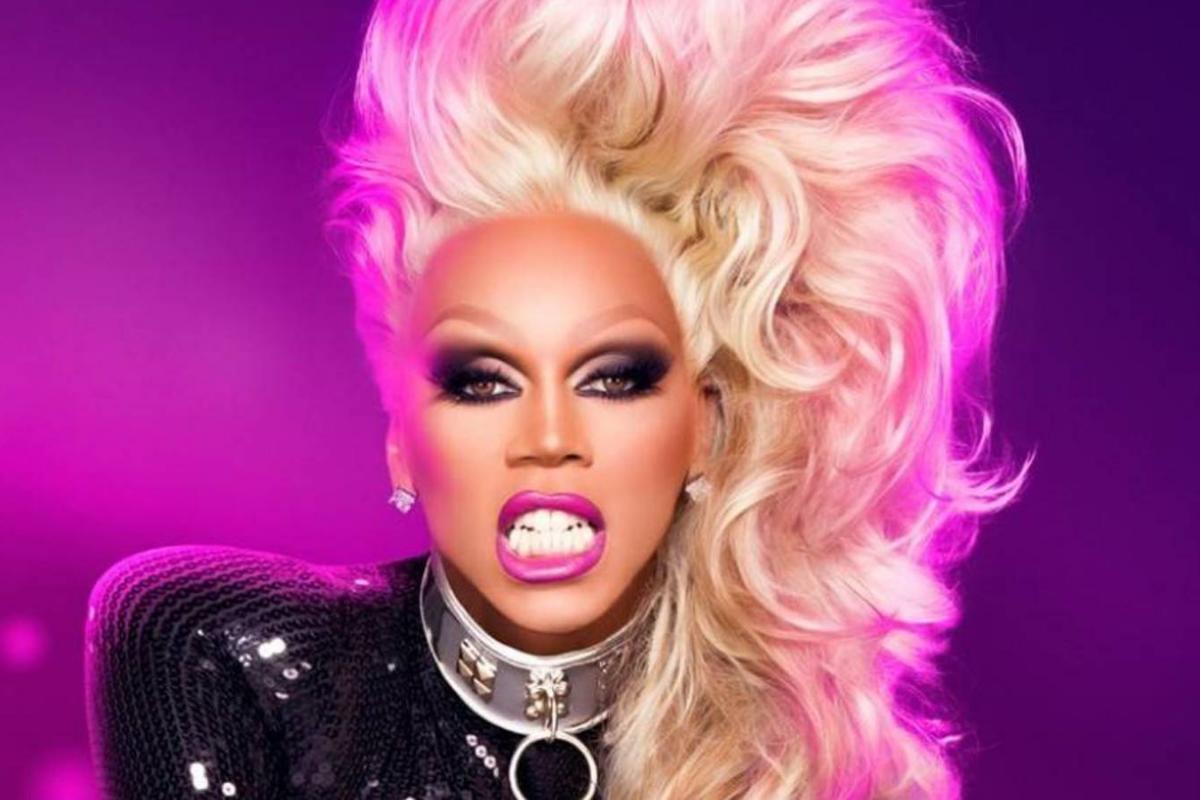 maquillaje de drag queen