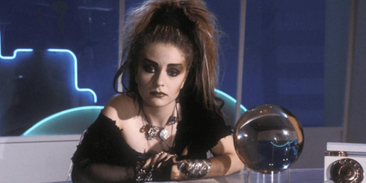 maquillaje de los años 80