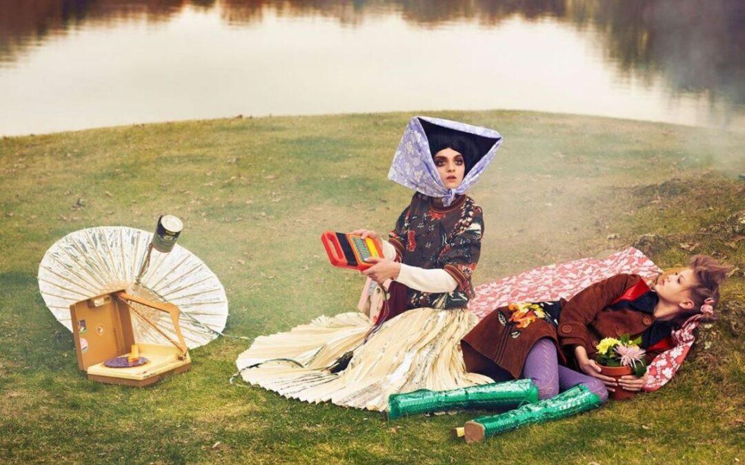 Fotógrafos de moda que nos inspiran