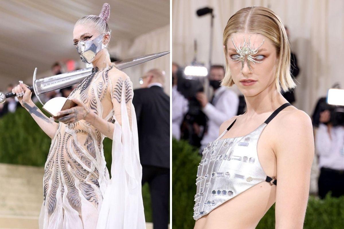 El maquillaje y la MET Gala 2021