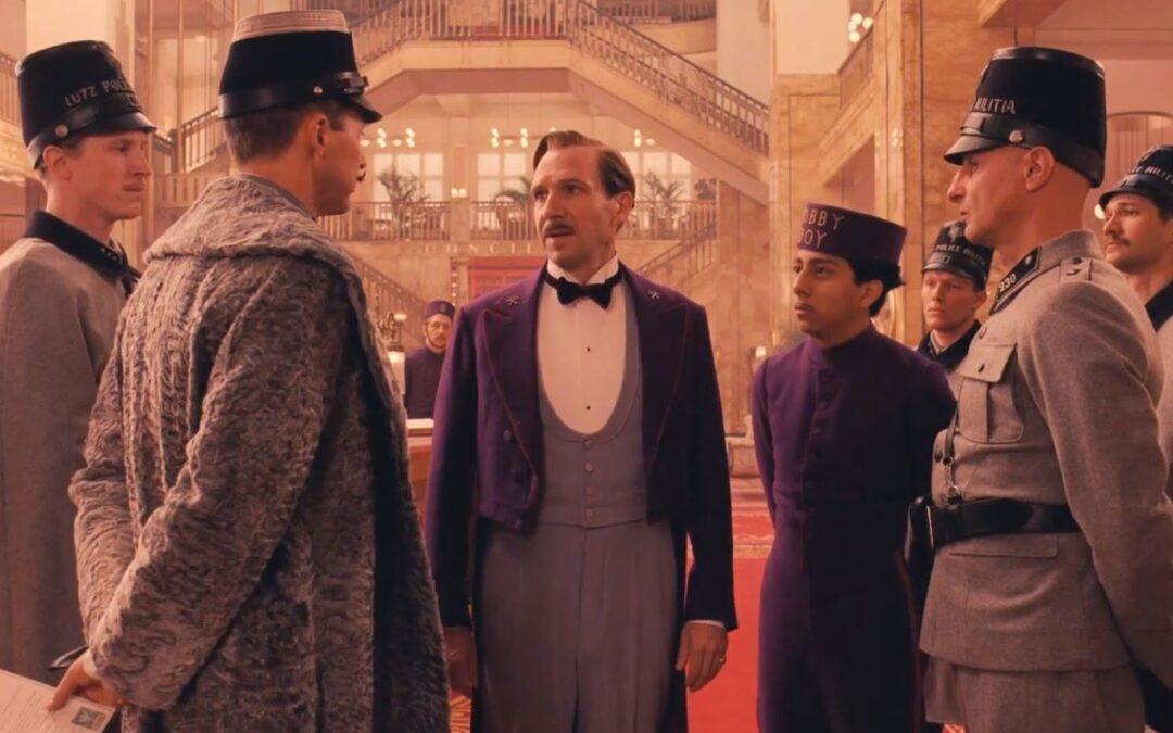 vestuario en las películas de Wes Anderson